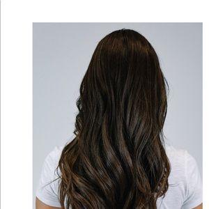 "LAUREN ASHTYN adrianna 12-16"" volume hair topper"
